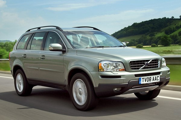 Used Volvo Xc90 Estate 2002 2014 Review Parkers