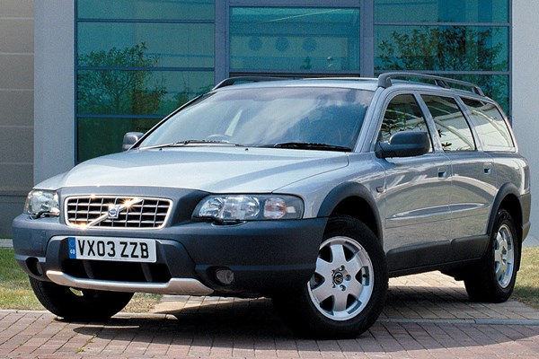 Volvo v70xc review