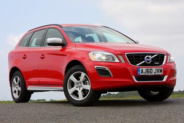 volvo xc60 estate from 2008 used prices parkers. Black Bedroom Furniture Sets. Home Design Ideas