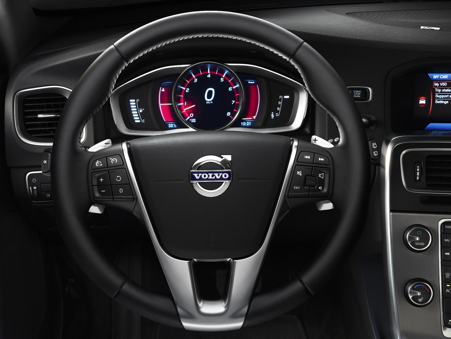 Volvo v60 cross country review 2015 parkers - View All Images Of The Volvo Xc60 08 17