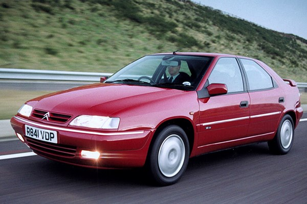 Citroën Xantia Hatchback (1993 - 2001) Used Prices