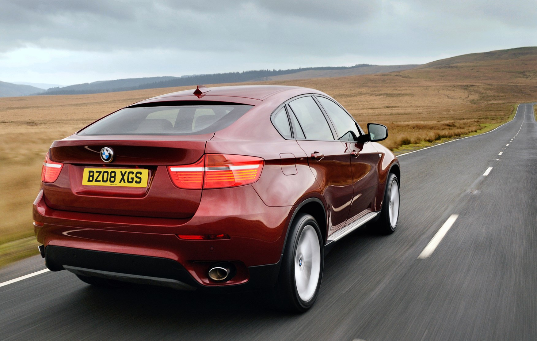 View all images of the bmw x6 08 14