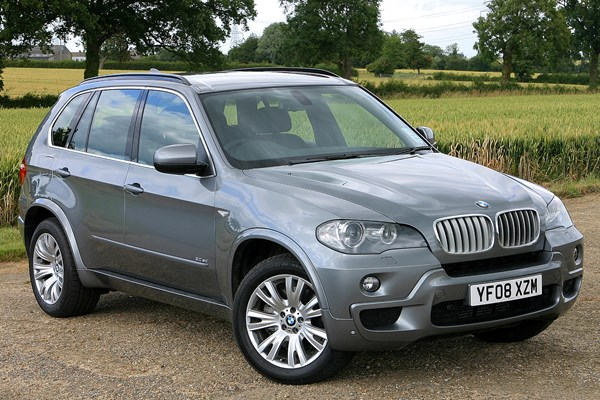 bmw x5 estate from 2007 used prices parkers. Black Bedroom Furniture Sets. Home Design Ideas