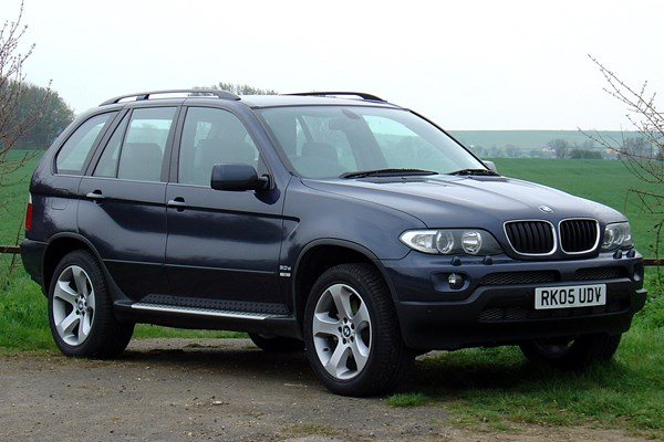 BMW X5 Estate Review (2000 - 2006) | Parkers