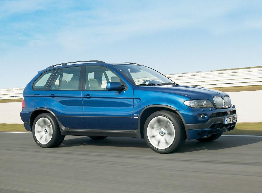 BMW X5 Estate Review 2000  2006  Parkers