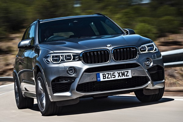 BMW X5 4x4 (13 on) - rated 4.3 out of 5