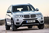 BMW 2015 X3