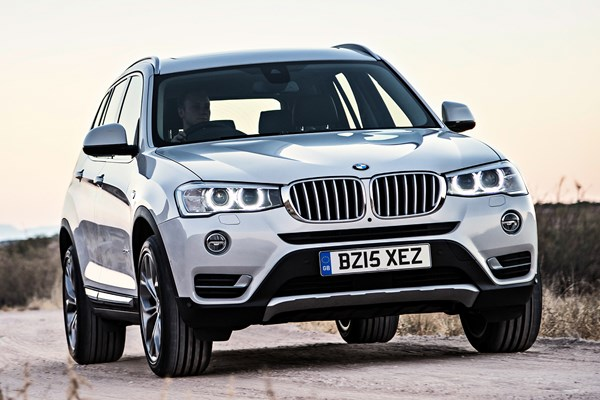 bmw x3 estate from 2011 used prices parkers. Black Bedroom Furniture Sets. Home Design Ideas