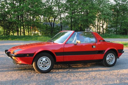Fiat x19 review