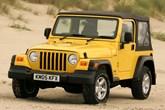 Jeep 2005 Wrangler Softtop