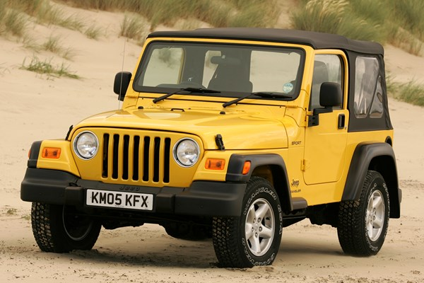 jeep wrangler softtop from 1996 used prices parkers. Black Bedroom Furniture Sets. Home Design Ideas