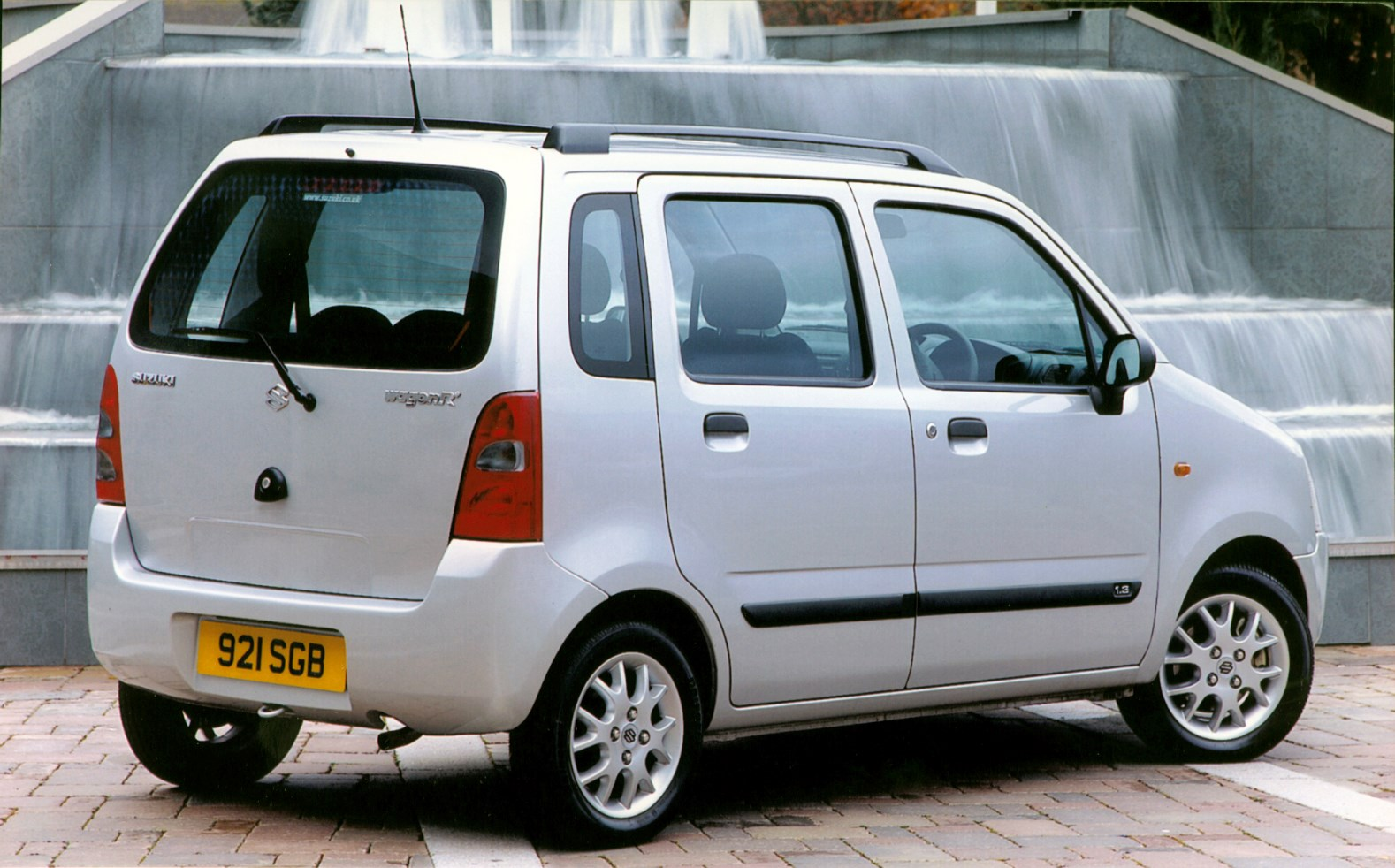 Suzuki Wagon-r  Estate  2000