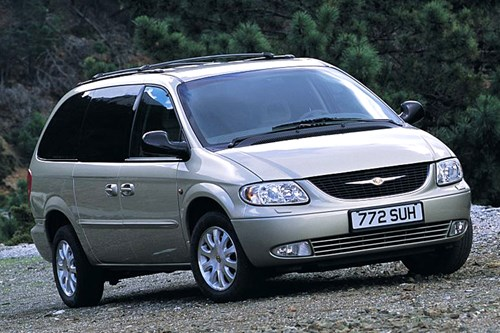 2003 plymouth voyager mpg