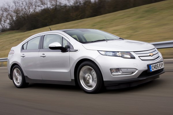 Chevrolet Volt Hatchback (12-15) - rated 4 out of 5
