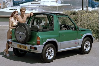 Suzuki Vitara Soft Top From 1989 Owners Reviews Parkers