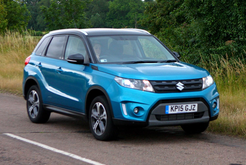 Suzuki Vitara 4x4 2015 Photos Parkers