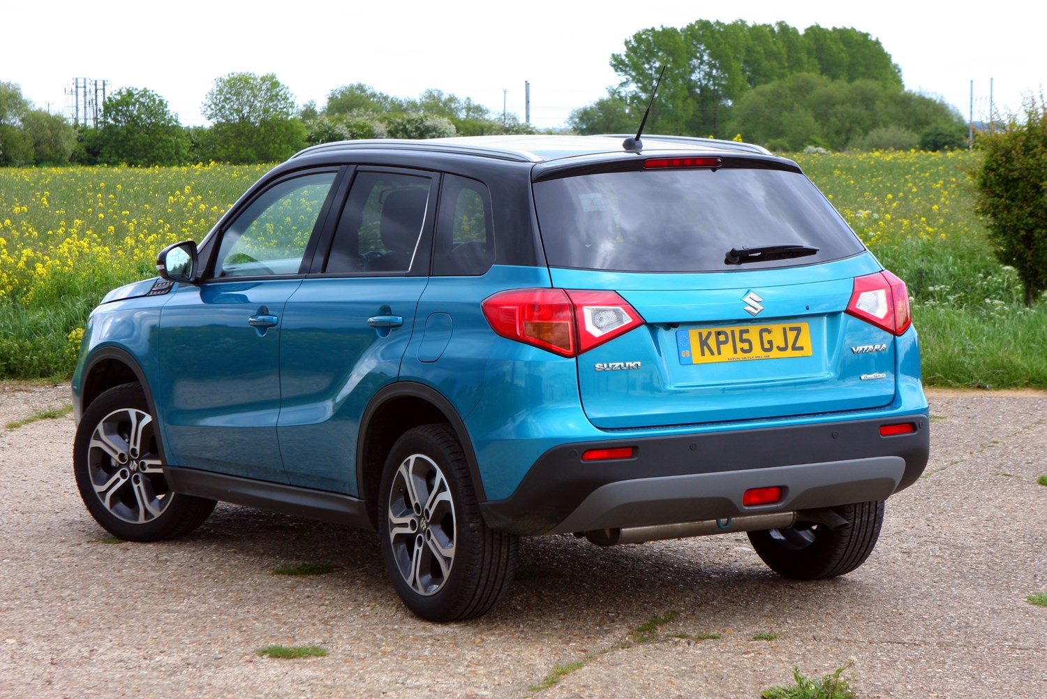 Suzuki Vitara 4x4 Review 2015 Parkers Autos Post