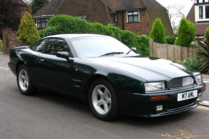Aston Martin Virage Specs Dimensions Facts Figures Parkers - Aston martin virage coupe
