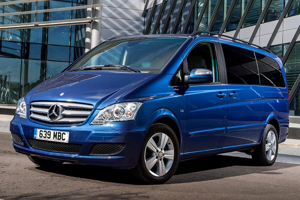 Mercedes-Benz Viano (04-14) - rated 3 out of 5