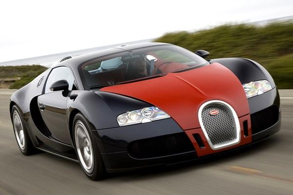 Bugatti 2014 Veyron
