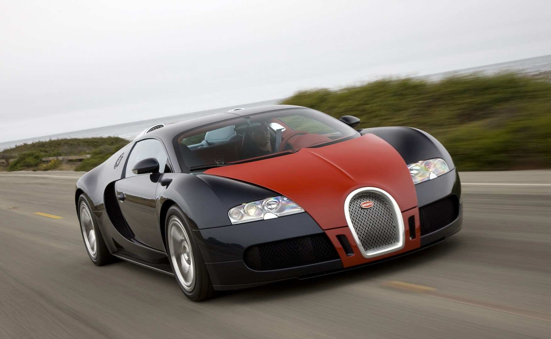 Bugatti Veyron Coupe Review 2006 Parkers