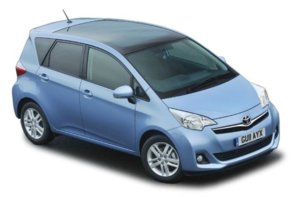 Toyota Verso S (2011 - 2013) Used Prices