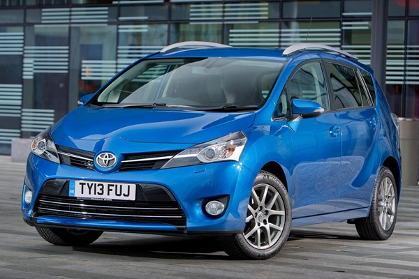Toyota Verso (2009 - 2018) Used Prices