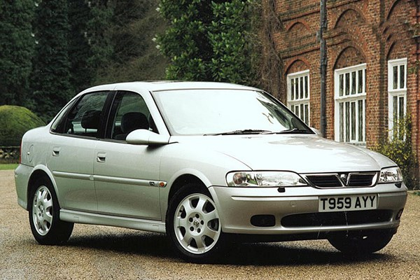 Vauxhall Vectra Saloon (1995 - 2002) Used Prices