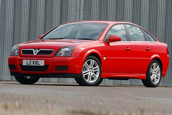 Vauxhall Vectra Hatchback (2002 - 2005) Used Prices