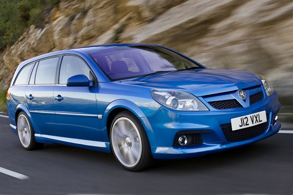 Vauxhall Vectra Estate (2005 - 2008) Used Prices