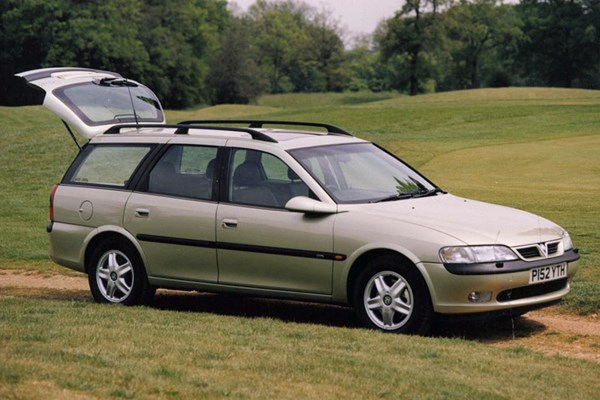 Vauxhall Vectra Estate (1996 - 2002) Used Prices