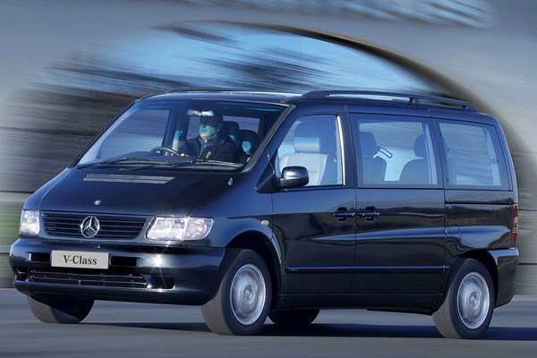 Mercedes-Benz V-Class (1996 - 2002) Used Prices