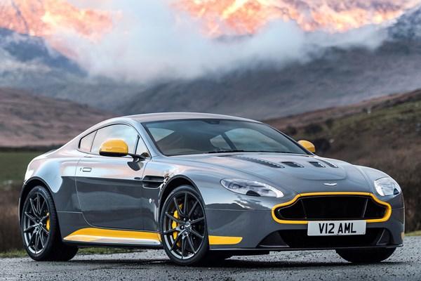 Aston Martin 2016 Vantage Coupe