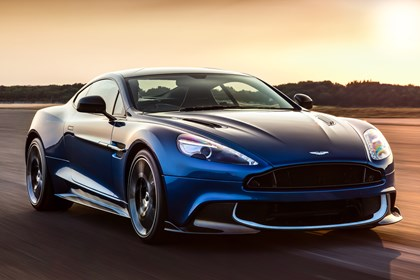 Aston Martin Vanquish Specs Dimensions Facts Figures Parkers
