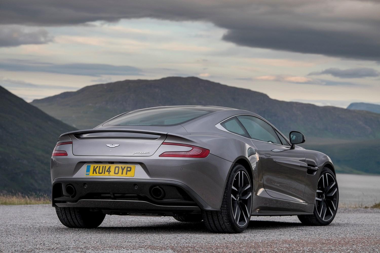 Aston Martin Vanquish Coupe (2013 - ) Photos   Parkers