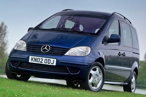 Mercedes-Benz Vaneo (02-05) - rated 2.5 out of 5