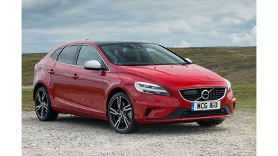 Volvo V40 Hatchback T2 (122bhp) R DESIGN Nav Plus 5d