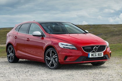 Volvo V40 specs, dimensions, facts & figures | Parkers