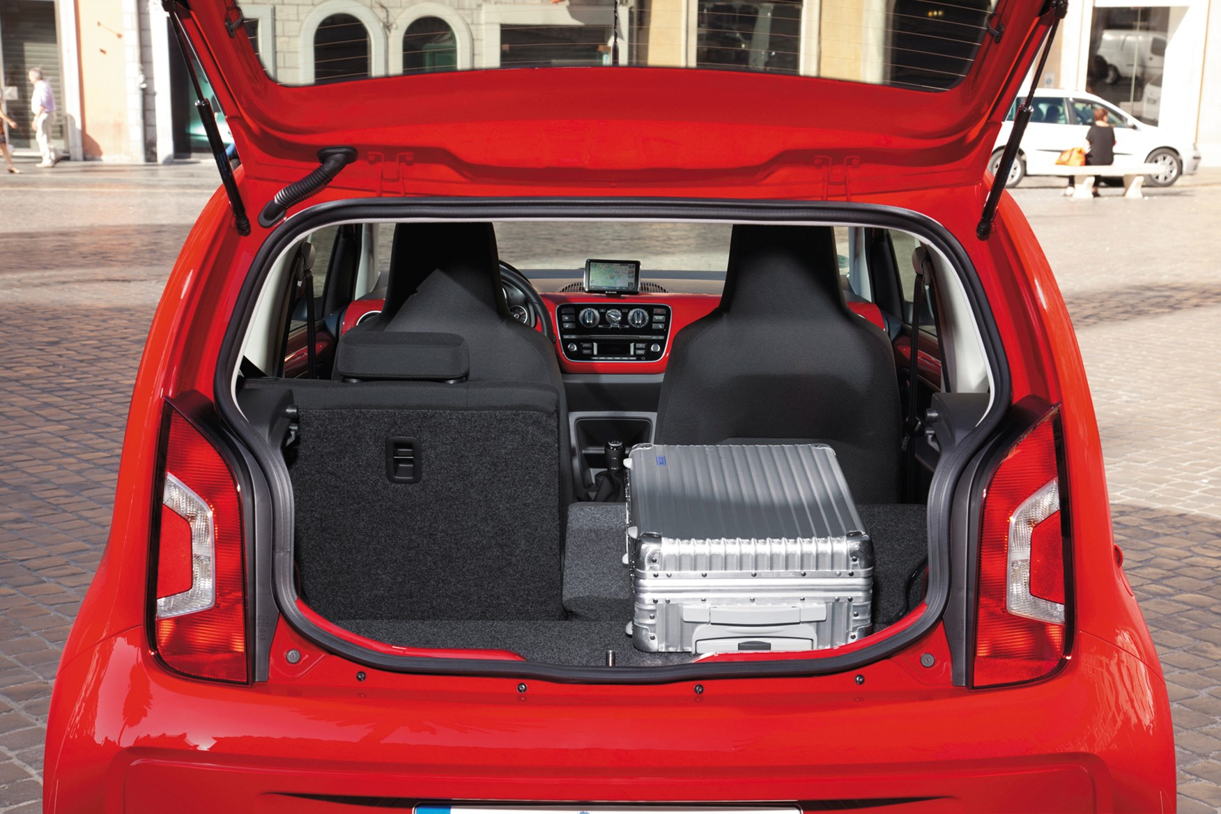 Volkswagen Up Hatchback 2012 Features Equipment And