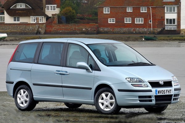 fiat ulysse estate review 2003 2005 parkers