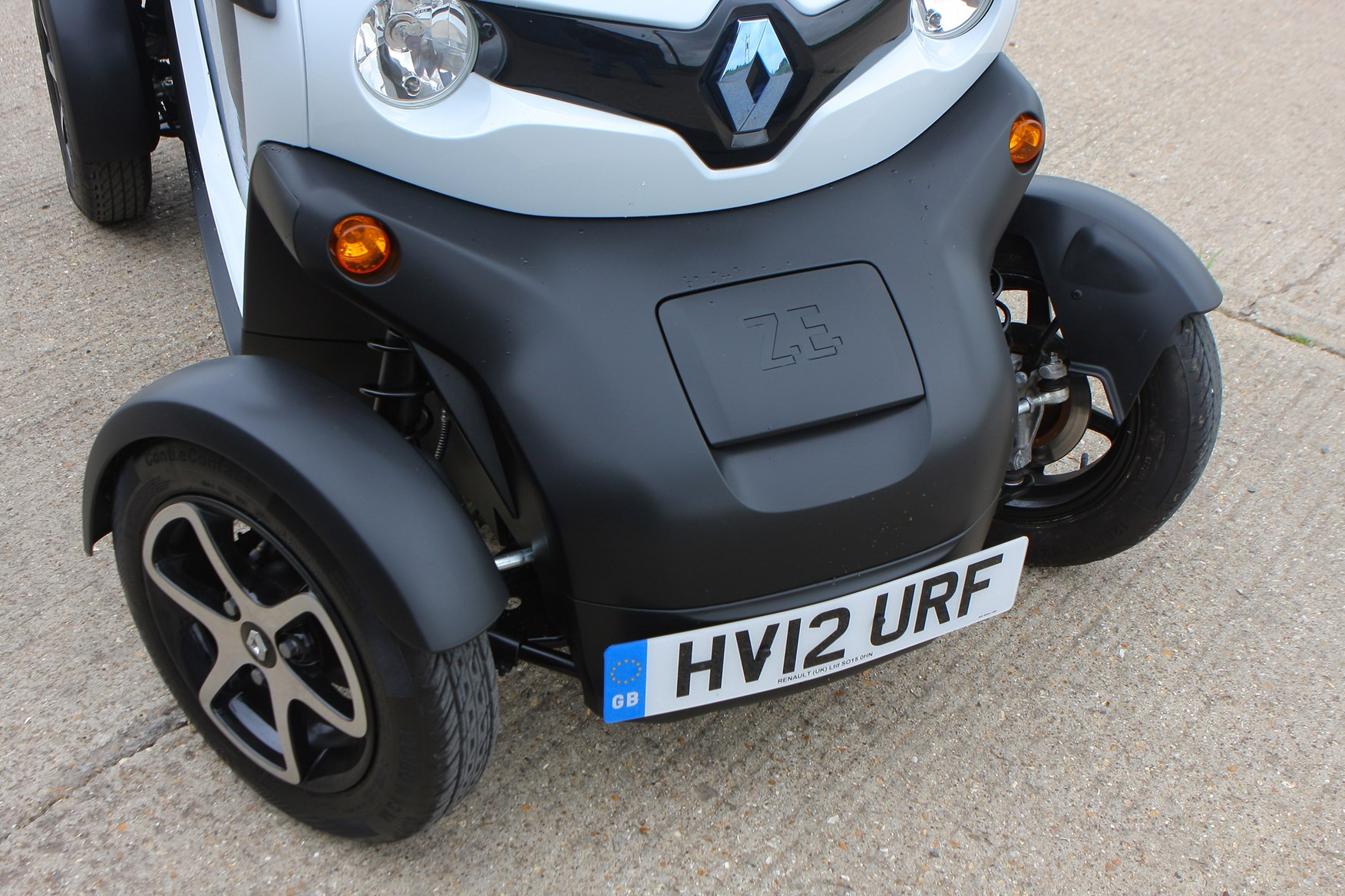Renault Twizy For Sale: Renault Twizy Coupe (2012 - ) Photos