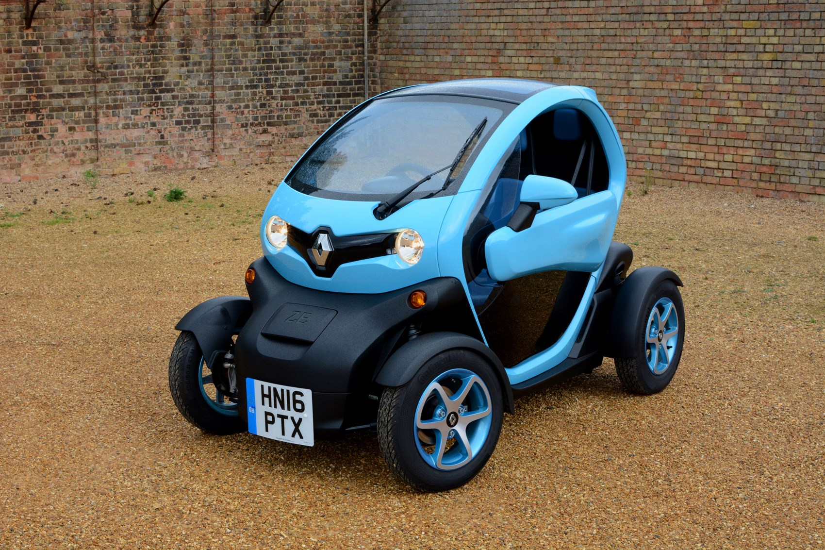 renault twizy coupe 2012 photos parkers. Black Bedroom Furniture Sets. Home Design Ideas