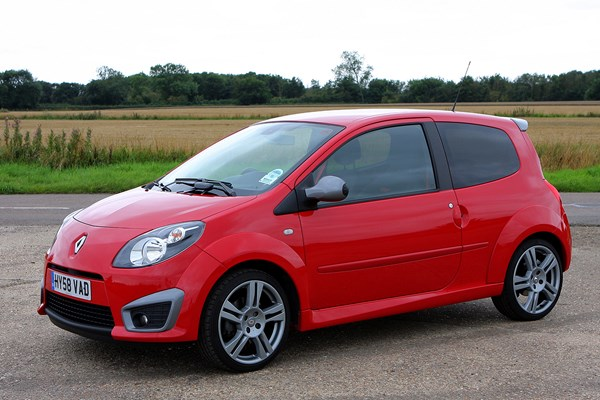 Used Renault Twingo Renaultsport 2008 2013 Review Parkers