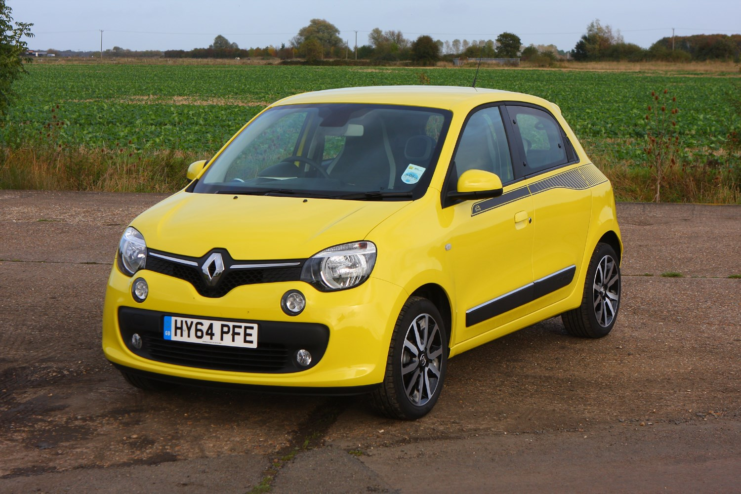 renault twingo hatchback 2014 photos parkers. Black Bedroom Furniture Sets. Home Design Ideas