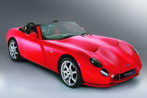 TVR Tuscan Convertible (00-07) - rated 4 out of 5