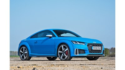 Audi TT Coupe S Line (Technology Pack) 40 TFSI 197PS S Tronic auto 2d