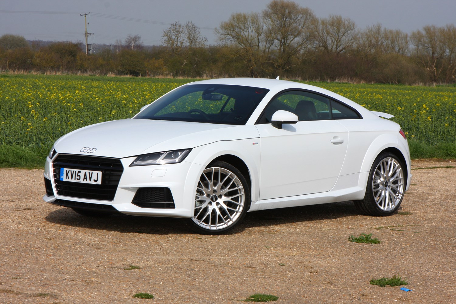 Audi Tt Coup 233 2014 Photos Parkers