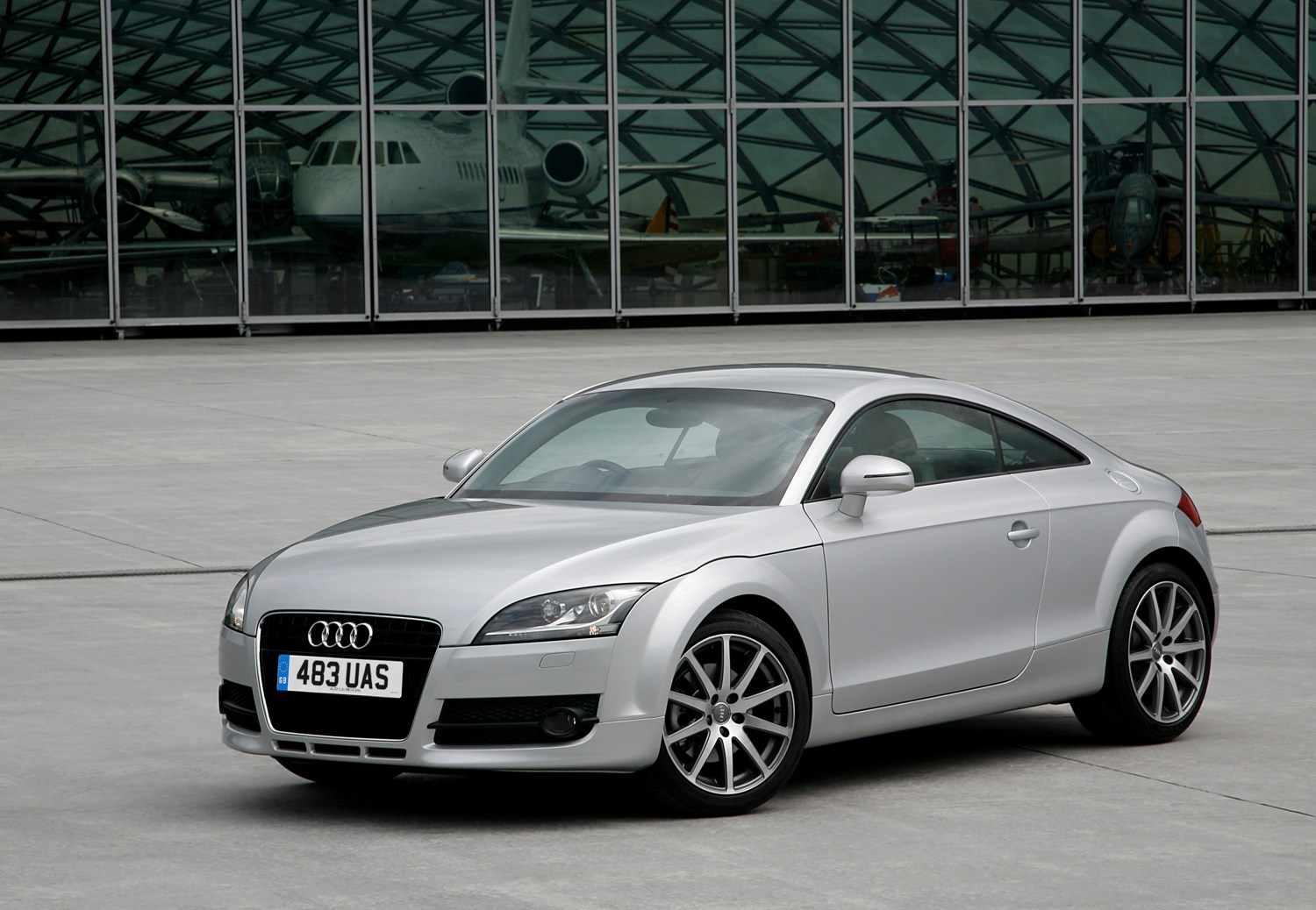 featured cars for sale audi tt coupé 2 0 tdi quattro black edition 2d ...