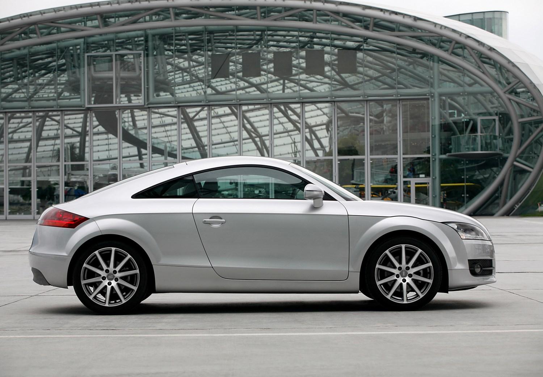 Audi TT Coupé (2006 - 2014) Photos   Parkers