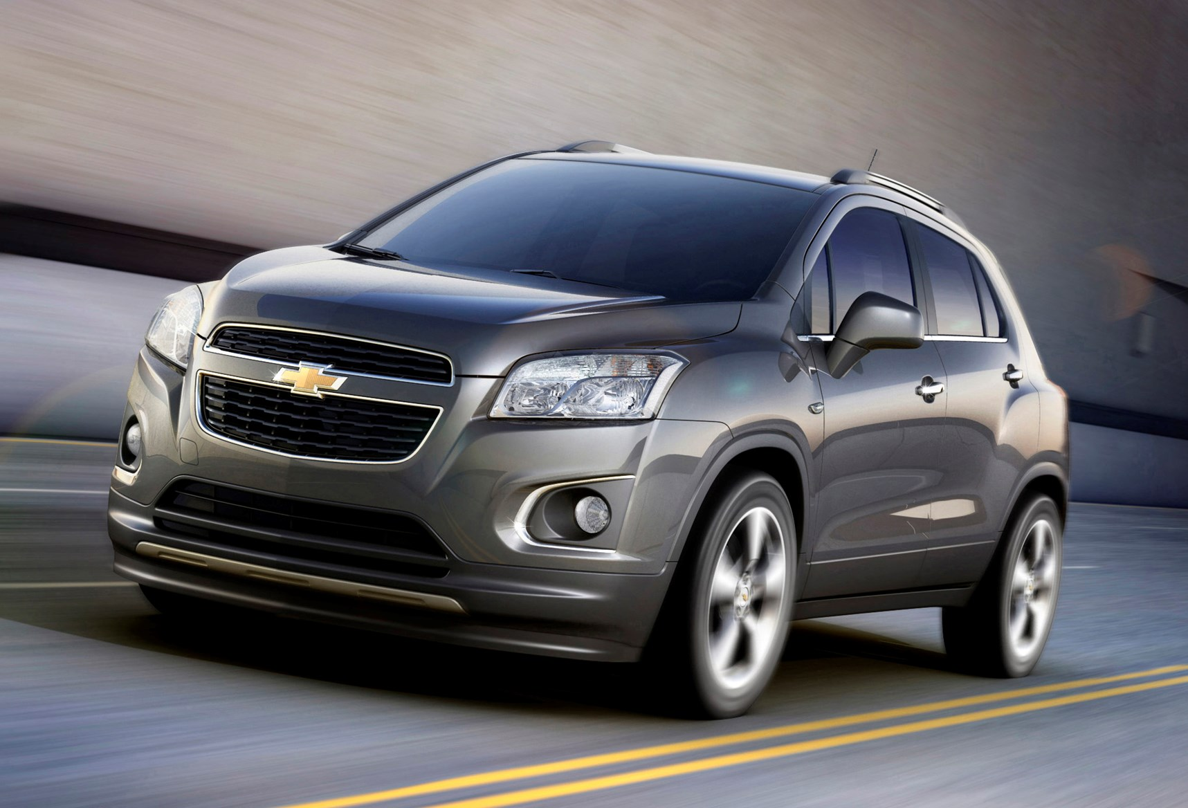 Chevrolet Trax Hatchback (2013 - 2015) Driving & Performance | Parkers